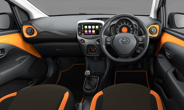 Toyota Of Orange >> Toyota AYGO x-cite edition leads to revisions for the city car line-up | Yeomans (Brighton)