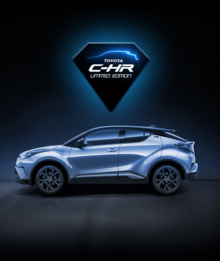 Toyota Hybrid Cars >> THE TOYOTA C-HR LIMITED EDITION REVEALED | Yeomans (Brighton)